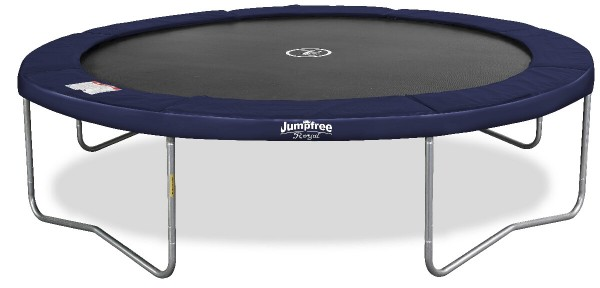 Trampoline Jumpfree Royal 12' - blau